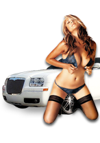 Riga Stag Hotel - Get a Limousine in Riga with a Striptease Dance